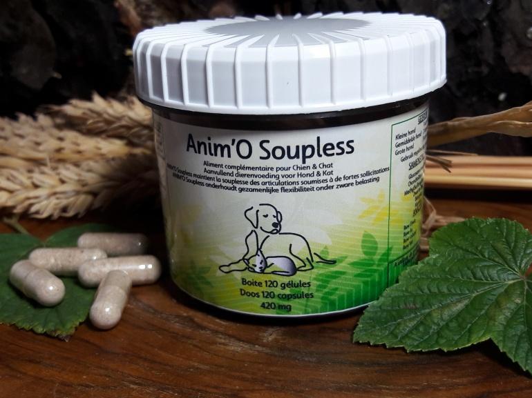 Anim'O Soupless (120 gélules)