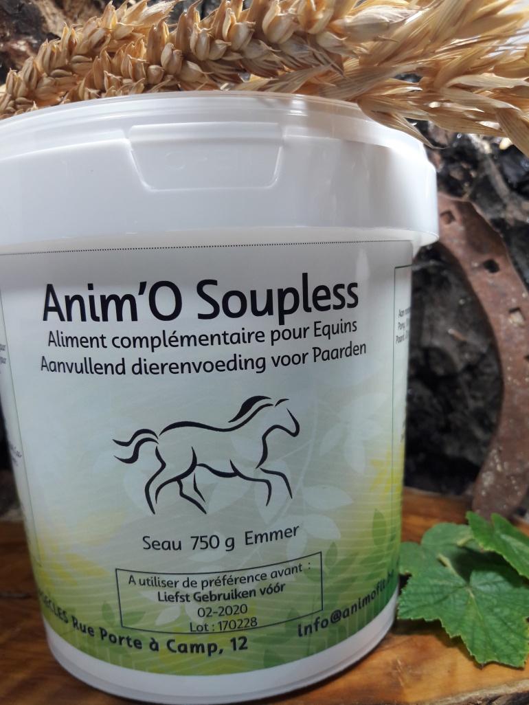 Anim'O Soupless (750 g)