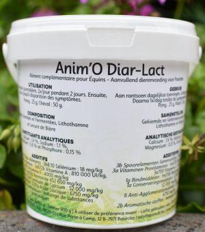 Anim'O Diar-Lact - 900 g