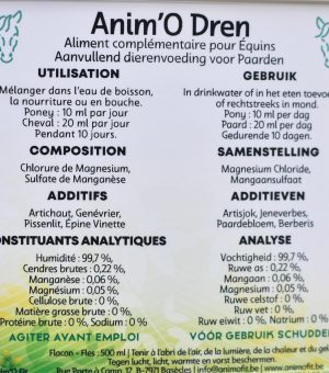Anim'O Dren