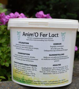 Anim'O Fer Lact - 4 kg