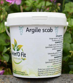 Argile scab