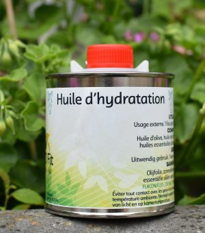 Huile d'hydratation